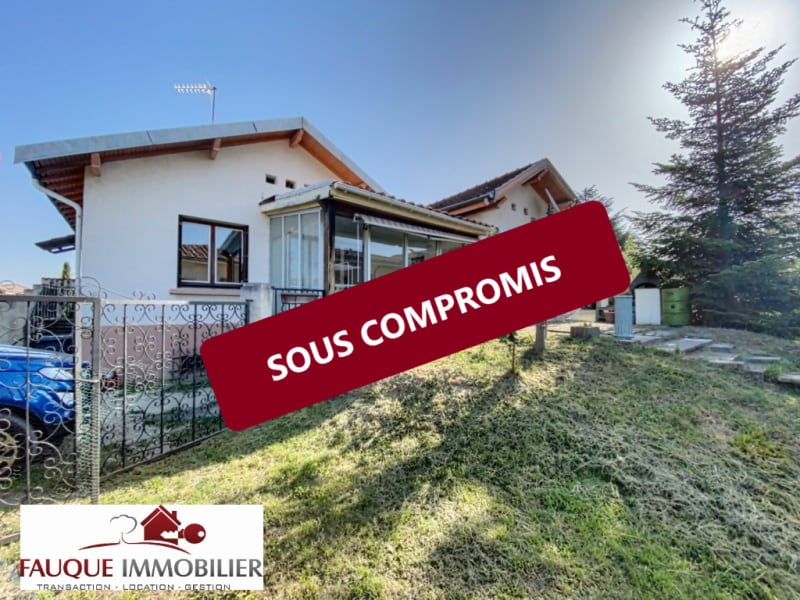Vente maison / villa Malissard 250000€ - Photo 1