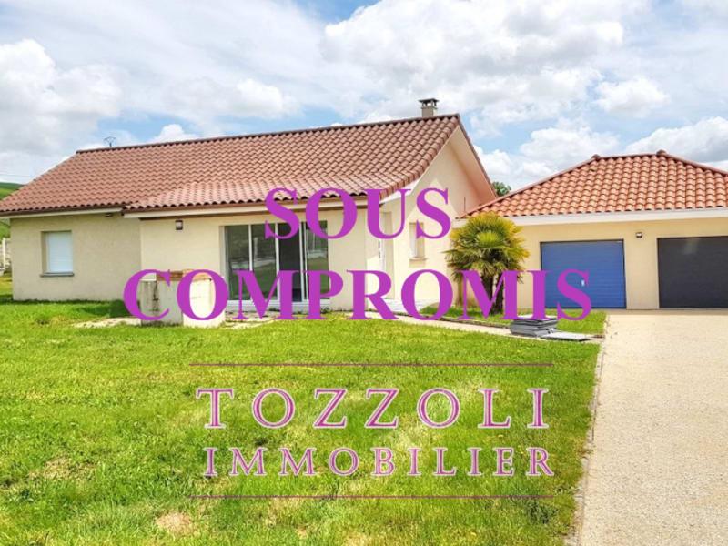 Vente maison / villa Champier 292000€ - Photo 1