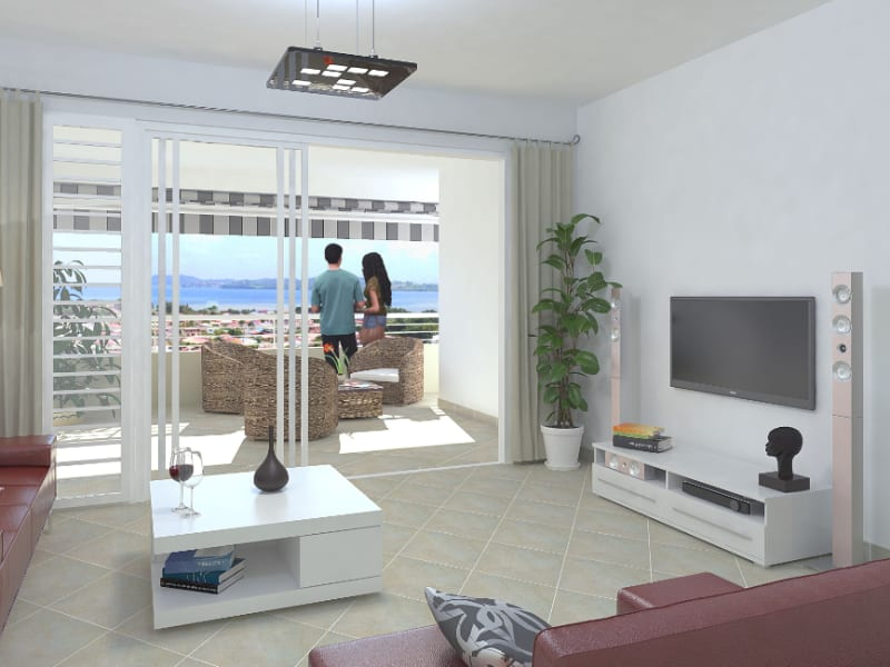 Vente appartement Le robert 224500€ - Photo 2