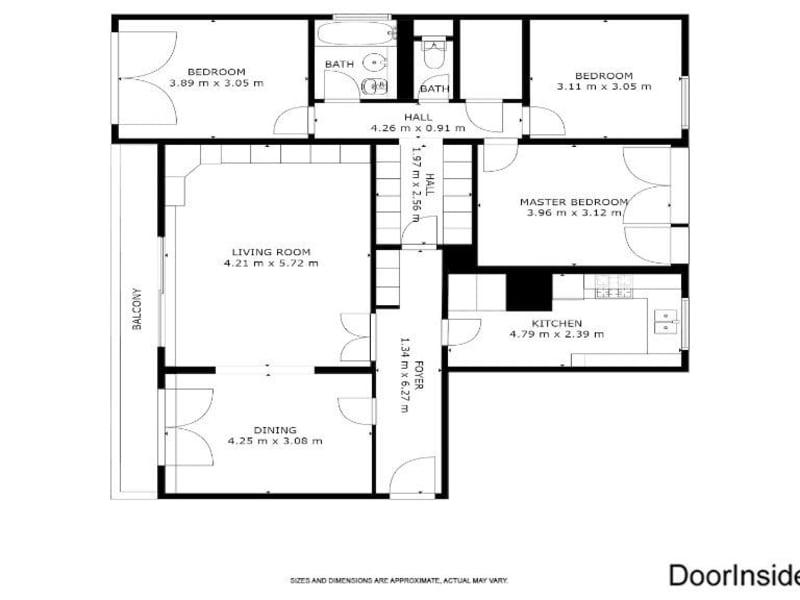 Sale apartment Louveciennes 449000€ - Picture 9