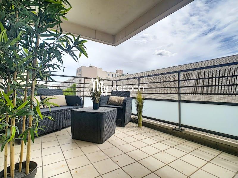 Sale apartment Villeurbanne 353000€ - Picture 2