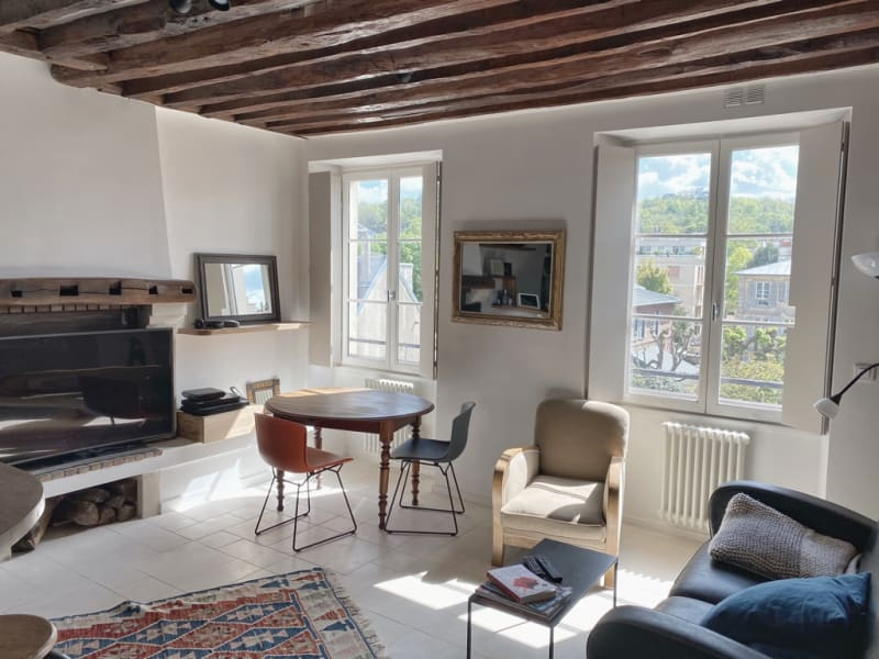 Sale apartment Versailles 470000€ - Picture 1