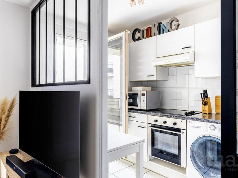Sale apartment Courbevoie 412000€ - Picture 3