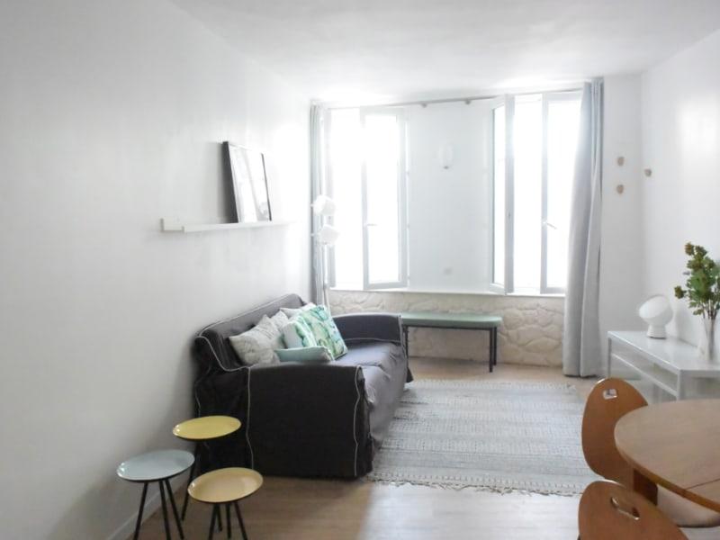 Rental apartment Saint germain en laye 1021,25€ CC - Picture 1