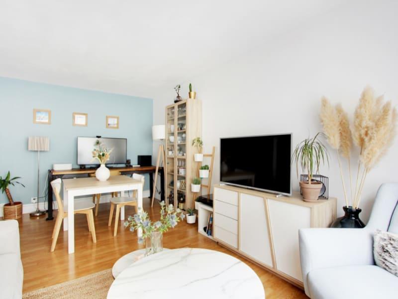 Vente appartement Paris 20ème 415000€ - Photo 3