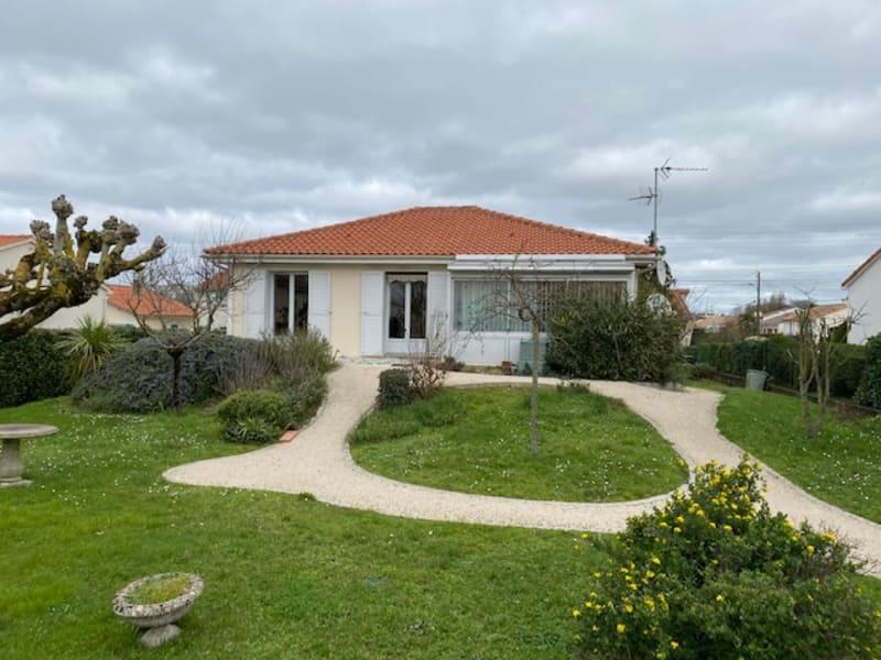 FONTENAY LE COMTE Maison  4 pièce(s) 84 m2