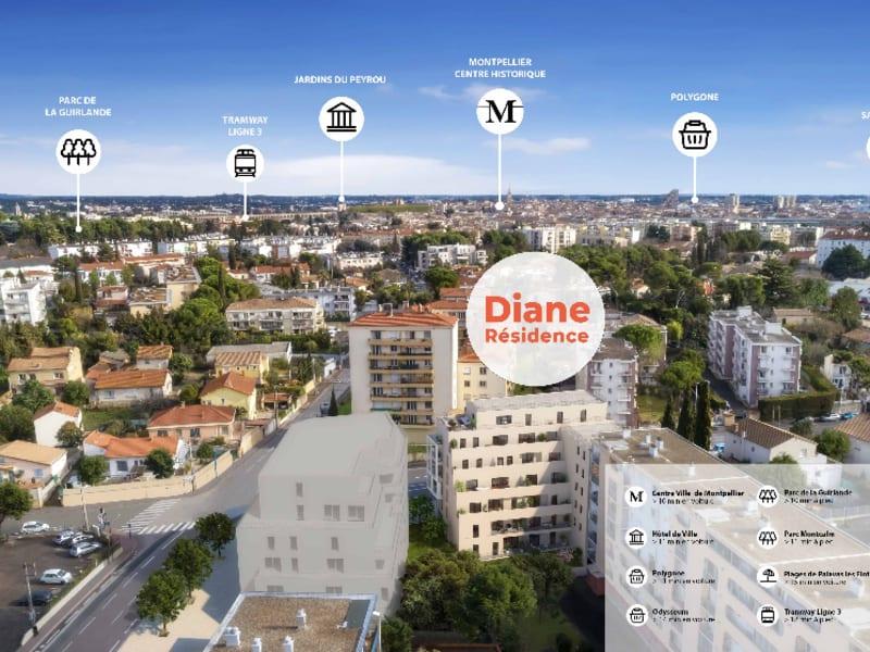 Sale apartment Montpellier 219000€ - Picture 3