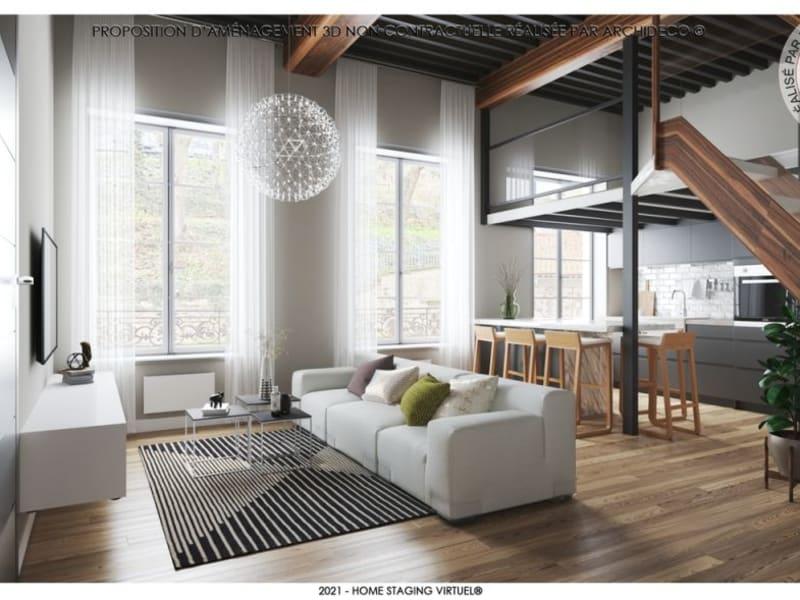 Vendita appartamento Lyon 4ème 450000€ - Fotografia 1