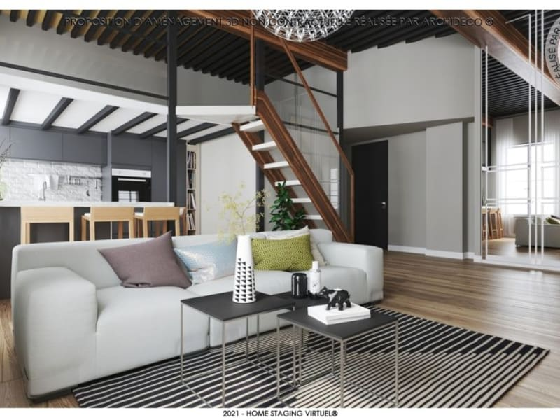 Vendita appartamento Lyon 4ème 450000€ - Fotografia 2