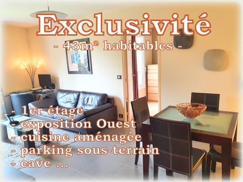 Sale apartment Livry gargan 173000€ - Picture 1