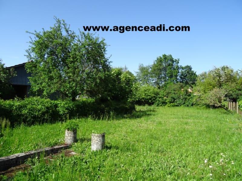 Vente terrain La mothe st heray 18200€ - Photo 1
