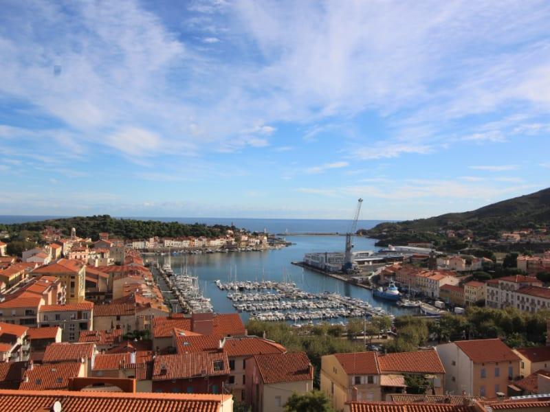 Sale apartment Port vendres 129600€ - Picture 1