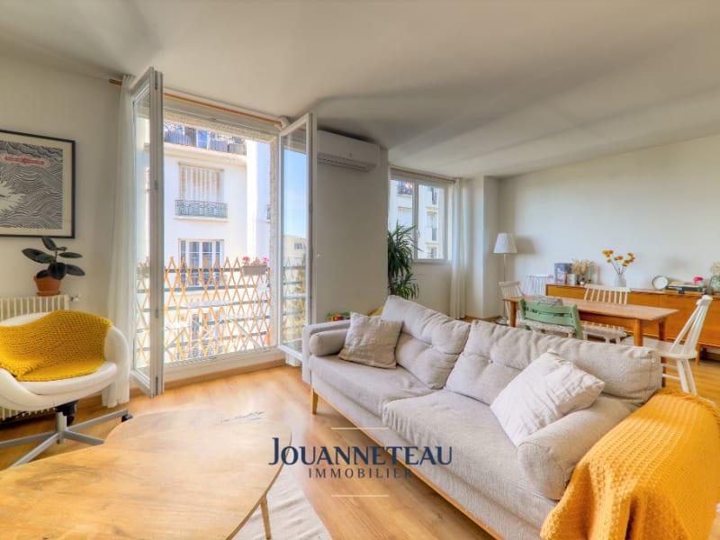 Vente appartement Vanves 448000€ - Photo 1
