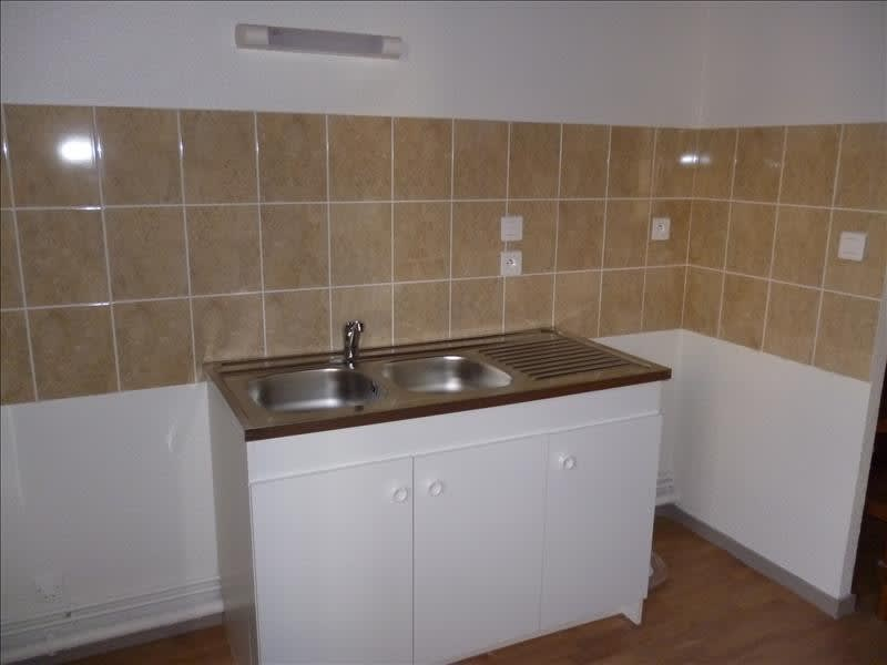 Rental apartment Roanne 295€ CC - Picture 1