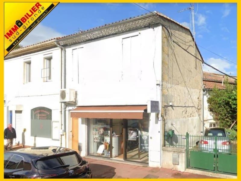 Sale building Langon 196800€ - Picture 1