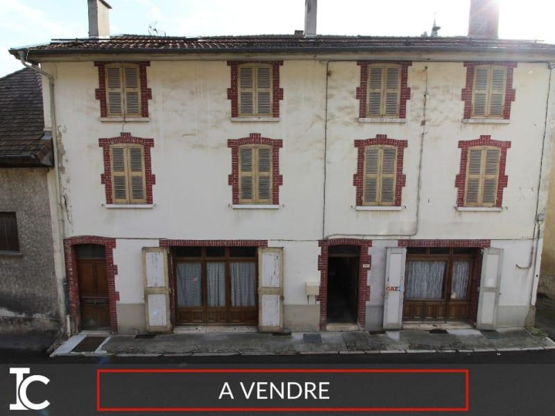 IMMEUBLE VIDE ST GEOIRE EN VALDAINE - 4 pièce(s) - 300 m2