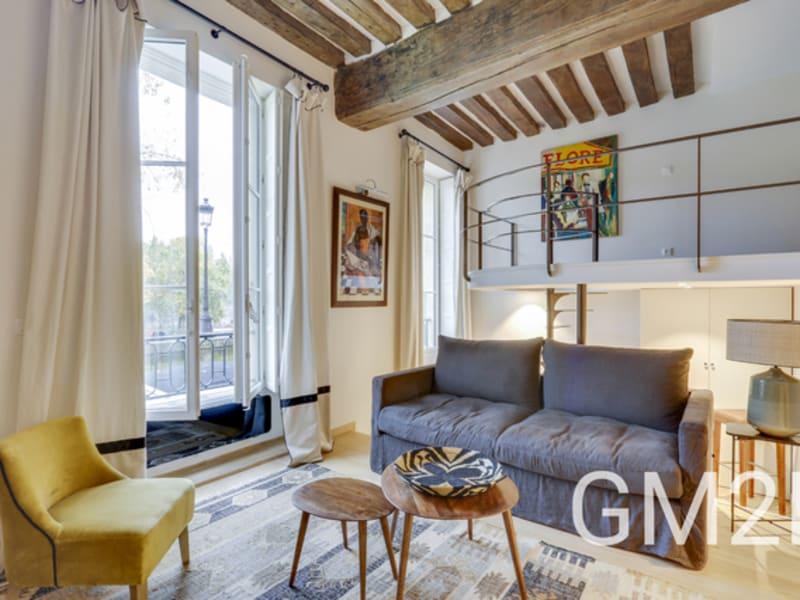 Sale apartment Paris 4ème 1190000€ - Picture 1