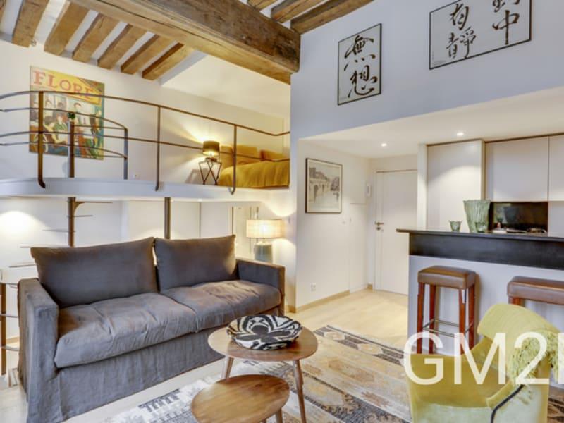 Sale apartment Paris 4ème 1190000€ - Picture 2