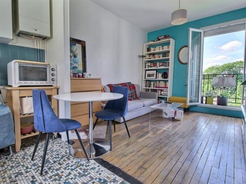 Sale apartment Issy les moulineaux 298000€ - Picture 1