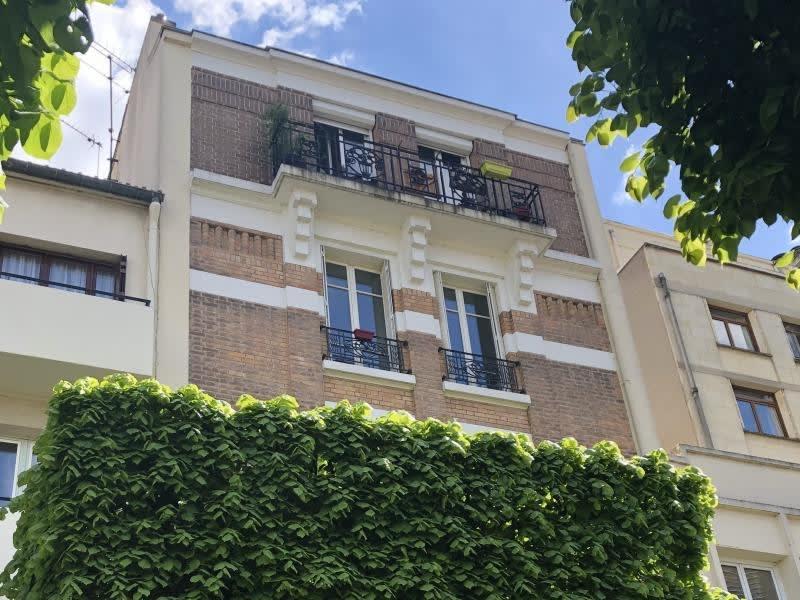 Sale apartment Issy les moulineaux 298000€ - Picture 2