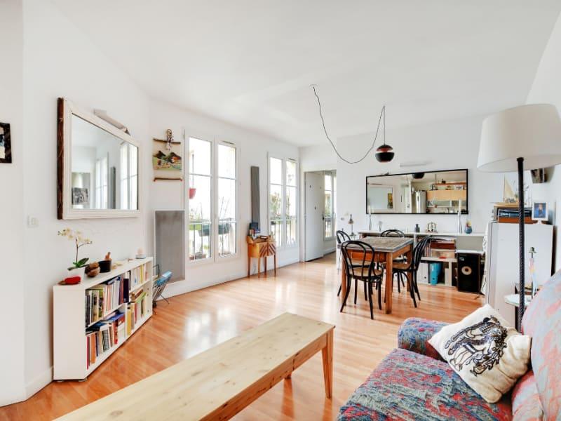 Sale apartment Paris 11ème 945000€ - Picture 1