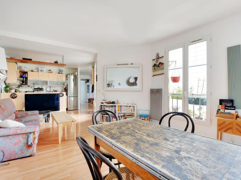 Sale apartment Paris 11ème 945000€ - Picture 2