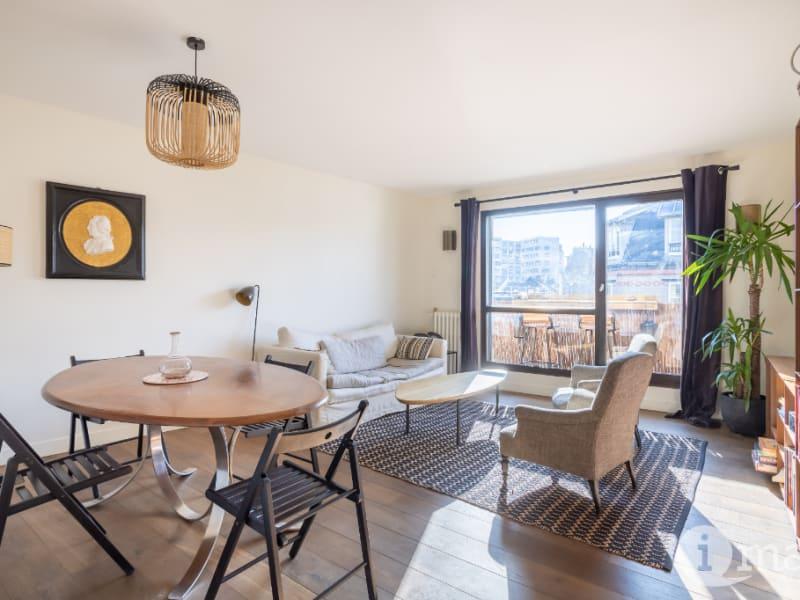 Vente appartement Paris 18ème 645000€ - Photo 2