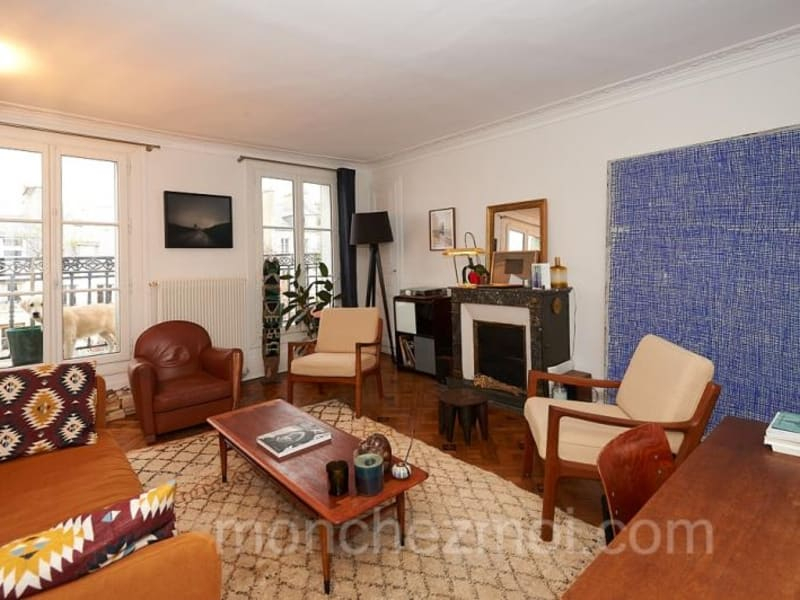 Sale apartment Paris 3ème 1225000€ - Picture 4