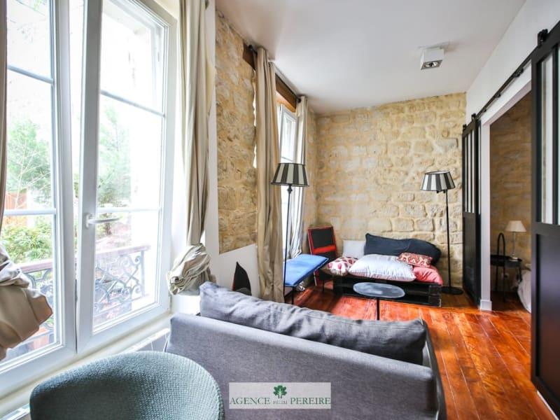 Sale apartment Paris 17ème 395000€ - Picture 2