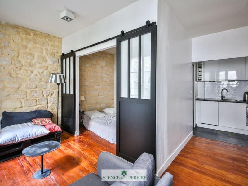 Sale apartment Paris 17ème 395000€ - Picture 3