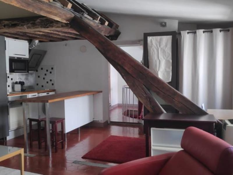 Location appartement Paris 4ème 1350€ CC - Photo 12