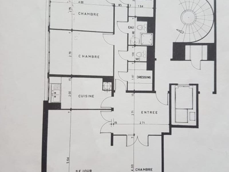 Sale apartment Fontenay-aux-roses 430000€ - Picture 15
