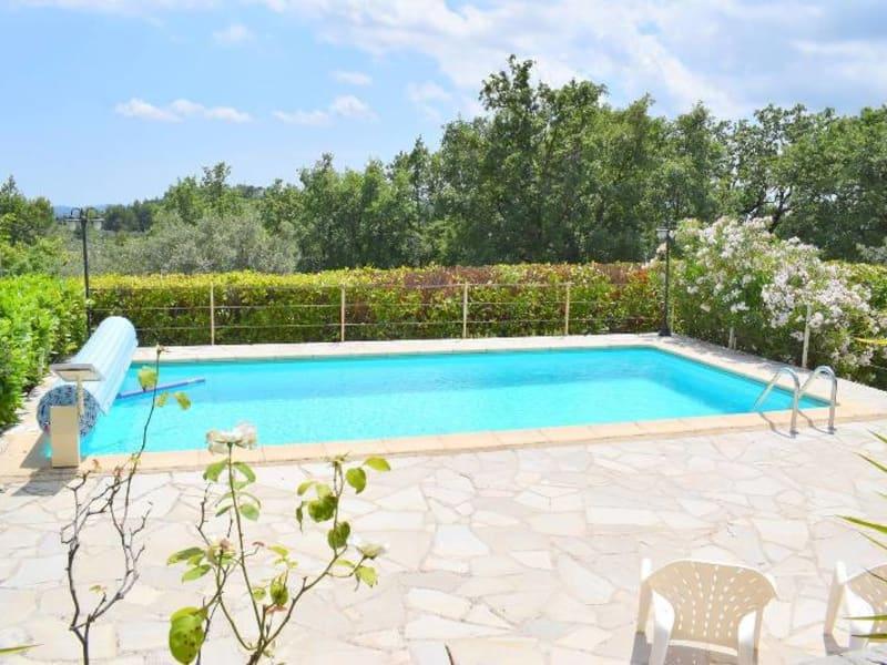 Sale house / villa Fayence 555000€ - Picture 11