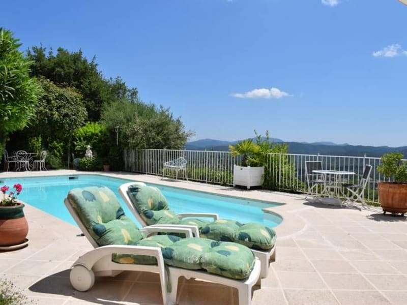 Verkauf von luxusobjekt haus Montauroux 1045000€ - Fotografie 12