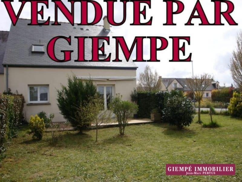 Vente maison / villa Pellouailles-les-vignes 186000€ - Photo 2