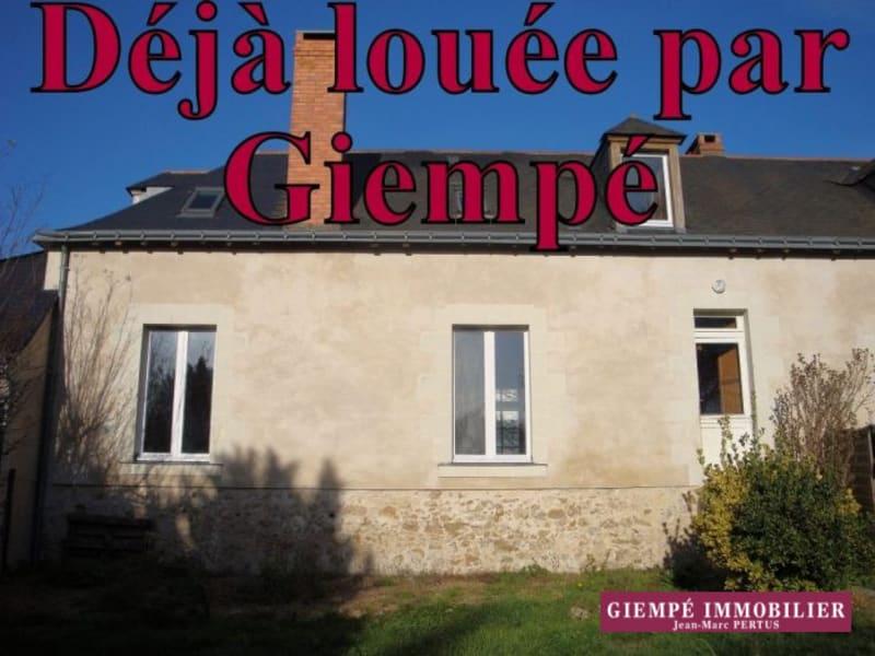 Rental house / villa Chaumont-d'anjou 500€ CC - Picture 2