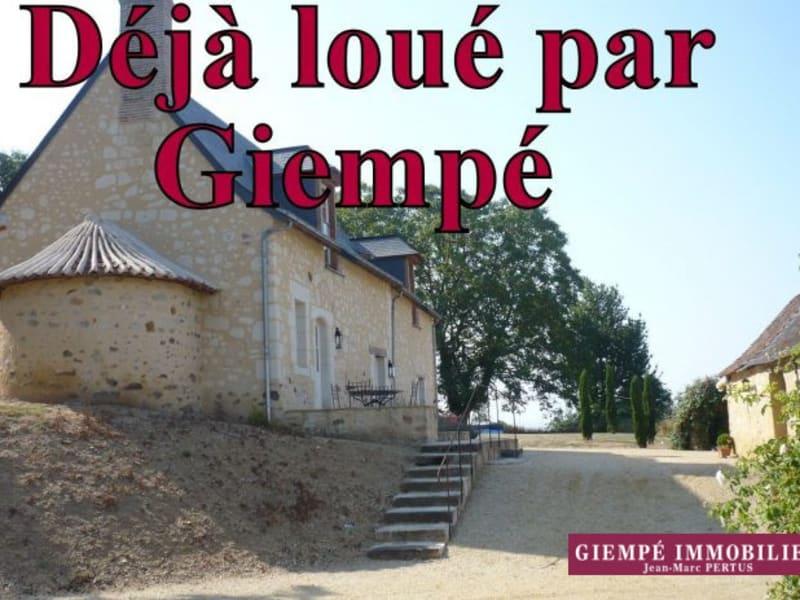 Rental house / villa Échemiré 774€ CC - Picture 2
