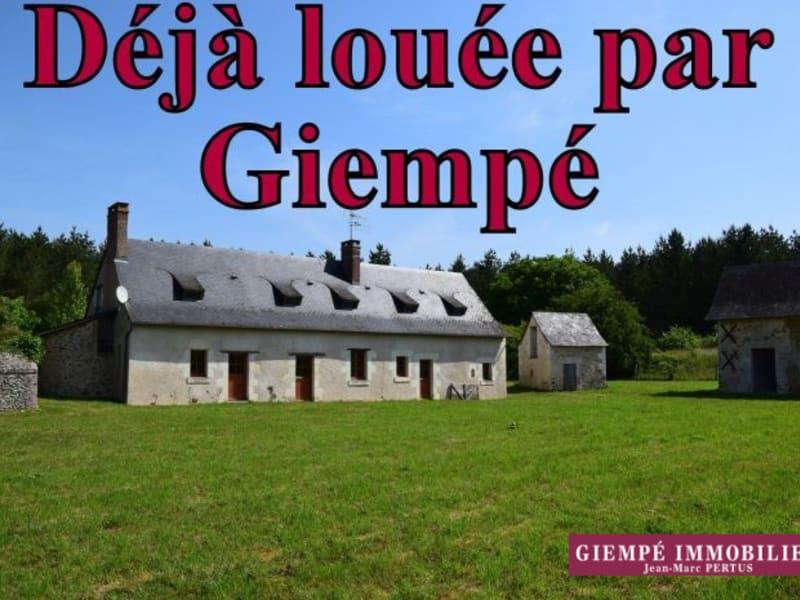 Rental house / villa Jarzé 610€ CC - Picture 2