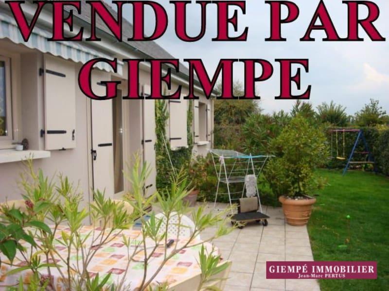 Sale house / villa Jarzé 160600€ - Picture 2