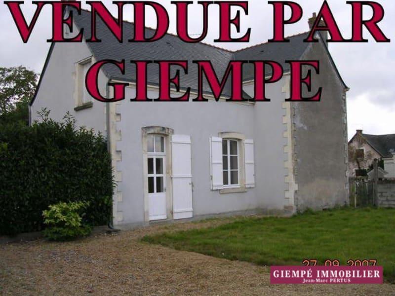 Sale house / villa Chaumont-d'anjou 160000€ - Picture 2