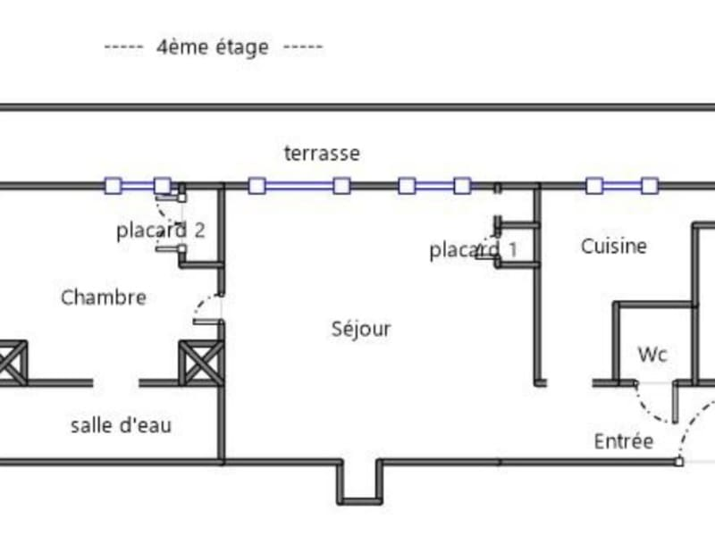 Venta  apartamento Boulogne billancourt 375000€ - Fotografía 13