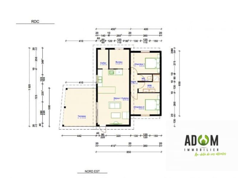 Sale house / villa La chaloupe saint leu 215000€ - Picture 6