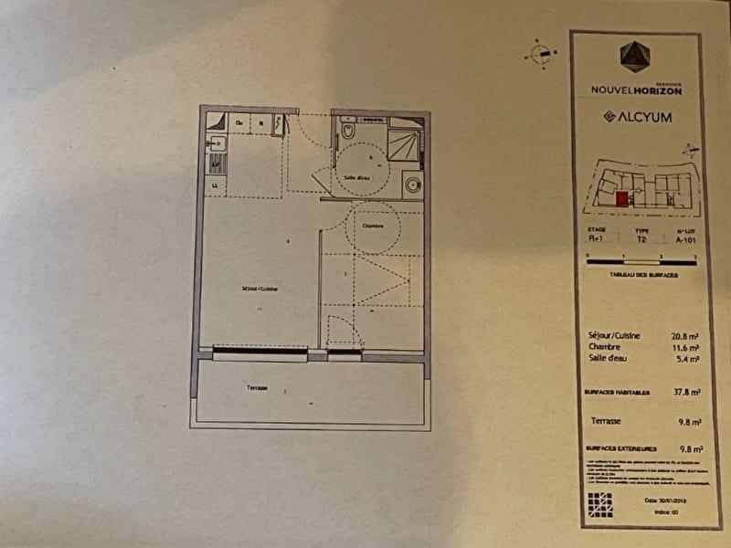 Alquiler  apartamento Castelnau le lez 670€ CC - Fotografía 6