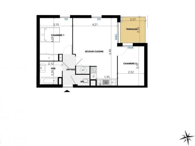 Vente appartement Sanary sur mer 280000€ - Photo 5