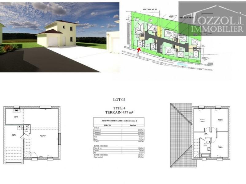 Sale house / villa Rochetoirin 234544,29€ - Picture 4