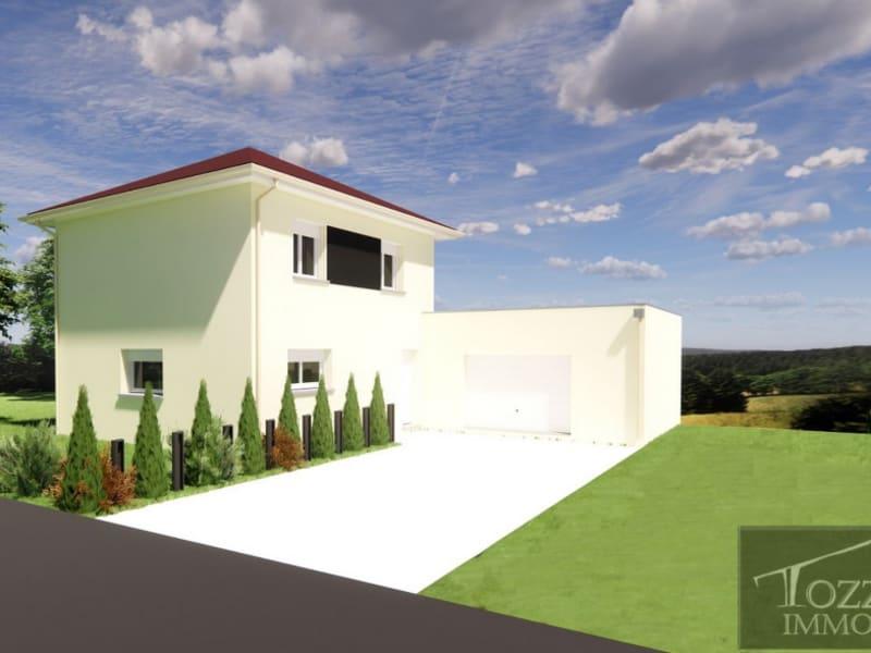 Vente maison / villa Rochetoirin 309278€ - Photo 3