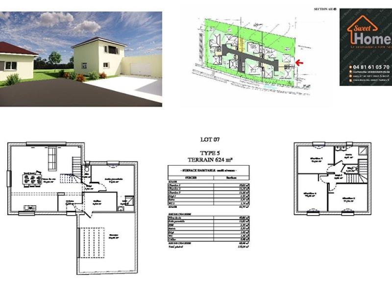 Vente maison / villa Rochetoirin 309278€ - Photo 4