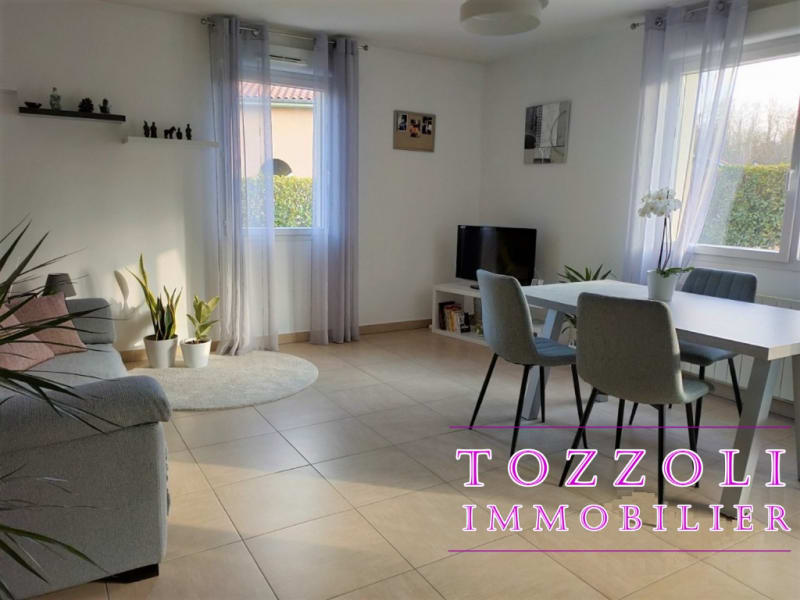 Sale apartment Vaulx milieu 227000€ - Picture 14