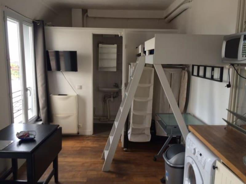Rental apartment Paris 18ème 640€ CC - Picture 12
