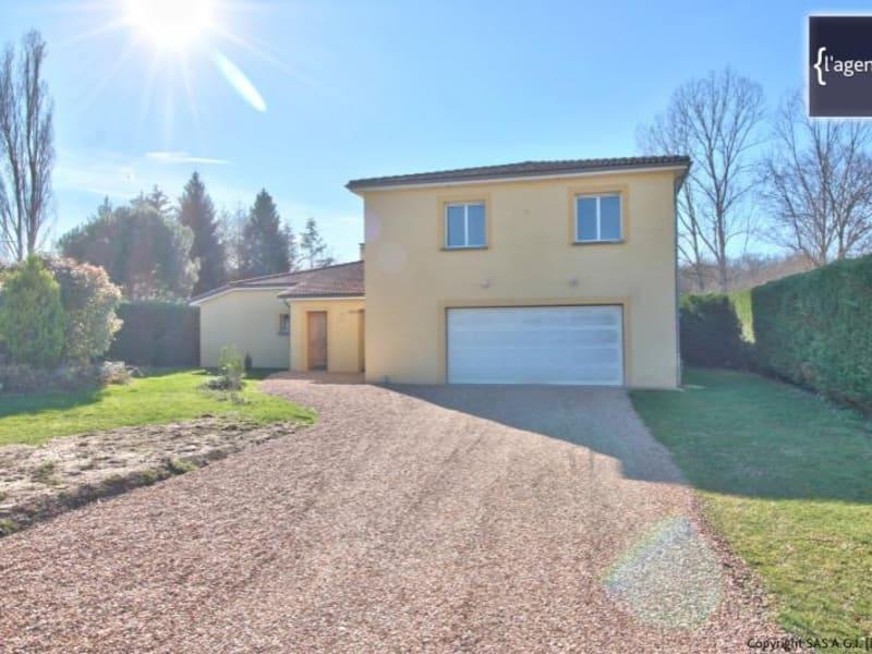 Vente maison / villa Orleat 349900€ - Photo 5